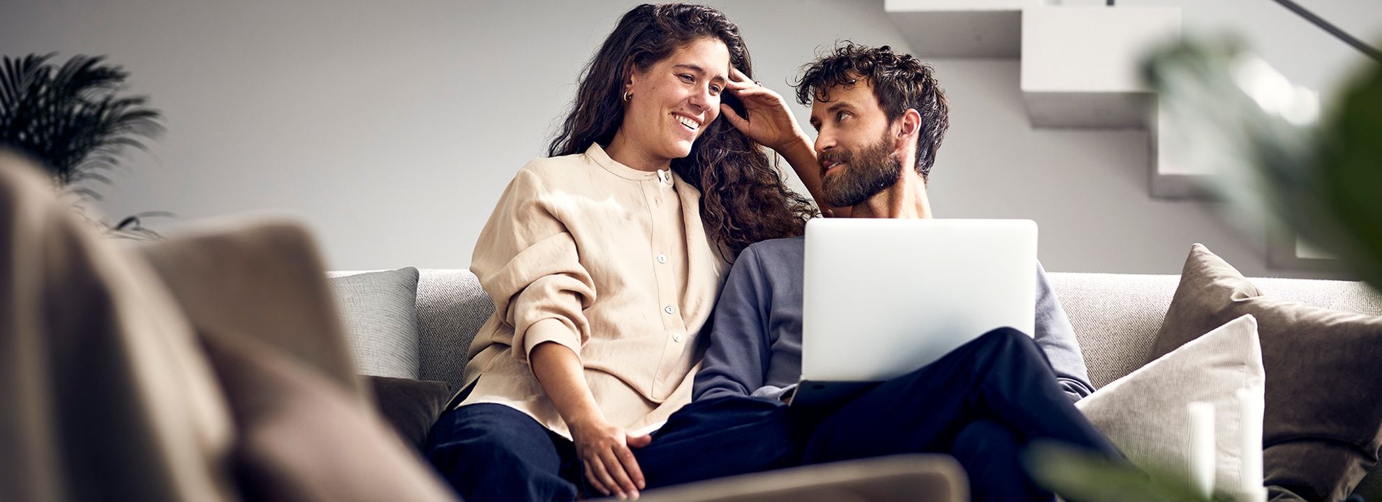 Par som bestiller strøm